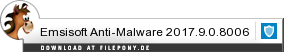 Download Emsisoft Anti-Malware bei Filepony.de