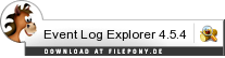 Download Event Log Explorer bei Filepony.de