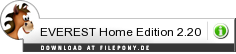 Download EVEREST Home Edition bei Filepony.de