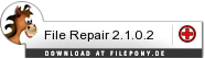 Download File Repair bei Filepony.de