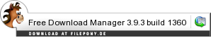 Download Free Download Manager bei Filepony.de