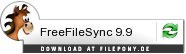 Download FreeFileSync bei Filepony.de