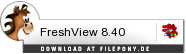 Download FreshView bei Filepony.de