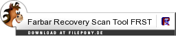 Download Farbar Recovery Scan Tool FRST bei Filepony.de