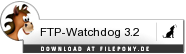 Download FTP-Watchdog bei Filepony.de