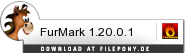 Download FurMark bei Filepony.de