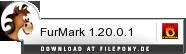 Download FurMark bei Filepony.de