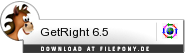 Download GetRight bei Filepony.de