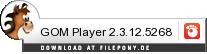 Download GOM Player bei Filepony.de
