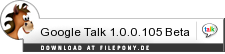 Download Google Talk bei Filepony.de