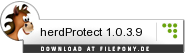 Download herdProtect bei Filepony.de