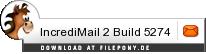 Download IncrediMail bei Filepony.de