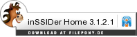 Download inSSIDer Home bei Filepony.de