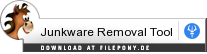 Download Junkware Removal Tool bei Filepony.de