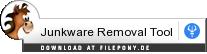 Download Junkware Removal Tool bei Filepony.de