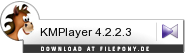 Download KMPlayer bei Filepony.de
