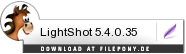Download LightShot bei Filepony.de