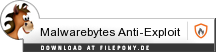 Download Malwarebytes Anti-Exploit bei Filepony.de