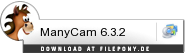 Download ManyCam bei Filepony.de