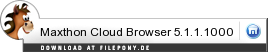 Download Maxthon Cloud Browser bei Filepony.de