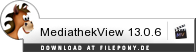 Download MediathekView bei Filepony.de