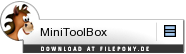 Download MiniToolBox bei Filepony.de