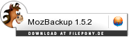 Download MozBackup bei Filepony.de