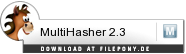 Download MultiHasher bei Filepony.de