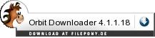 Download Orbit Downloader bei Filepony.de