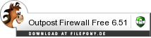 Download Outpost Firewall Free bei Filepony.de