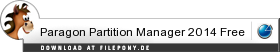 Download Paragon Partition Manager bei Filepony.de