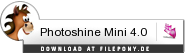 Download Photoshine Mini bei Filepony.de