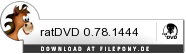 Download ratDVD bei Filepony.de