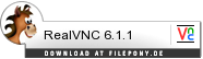 Download RealVNC bei Filepony.de