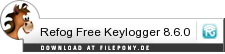 Download Refog Free Keylogger bei Filepony.de