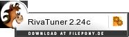 Download RivaTuner bei Filepony.de