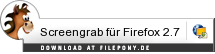 Download Screengrab für Firefox bei Filepony.de