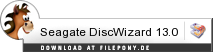 Download Seagate DiscWizard bei Filepony.de
