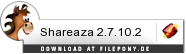 Download Shareaza bei Filepony.de