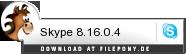 Download Skype bei Filepony.de