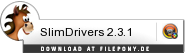 Download SlimDrivers bei Filepony.de