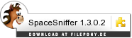 Download SpaceSniffer bei Filepony.de