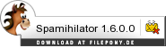 Download Spamihilator bei Filepony.de