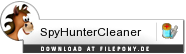 Download SpyHunterCleaner bei Filepony.de