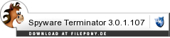 Download Spyware Terminator bei Filepony.de