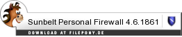 Download Sunbelt Personal Firewall bei Filepony.de