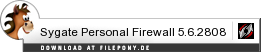 Download Sygate Personal Firewall bei Filepony.de