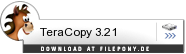 Download TeraCopy bei Filepony.de