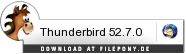 Download Thunderbird bei Filepony.de