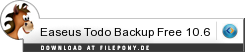 Download Easeus Todo Backup Free bei Filepony.de